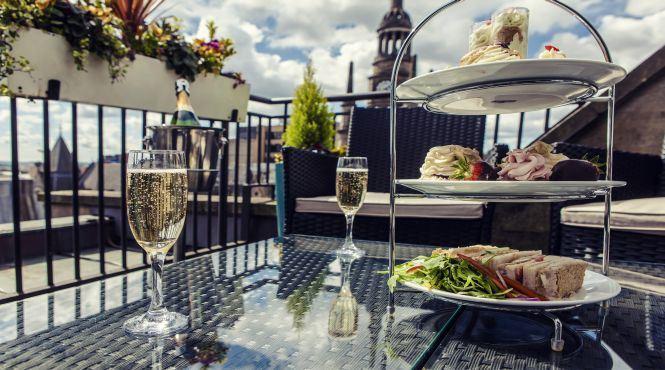 Rooftop Restaurant In Glasgow Windows Restaurant Glasgow