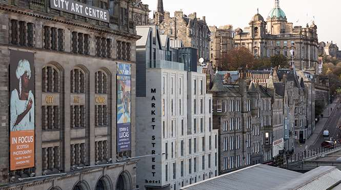 Market Street Hotel Edinburgh | Carlton Hotel Collection